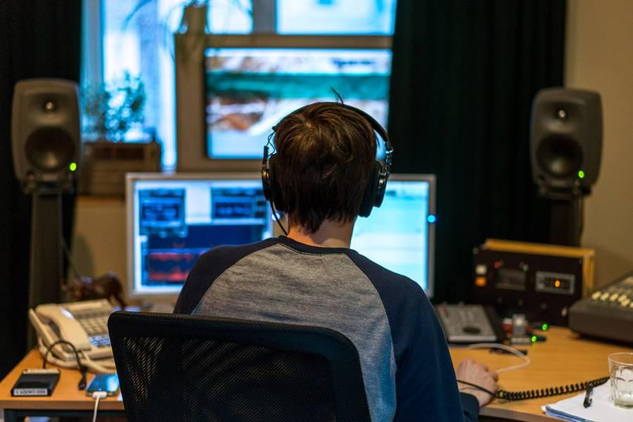 Sound Recordists - Edit Suites