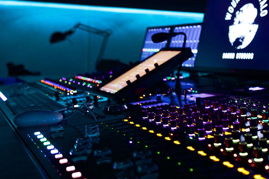 Theatre A desk