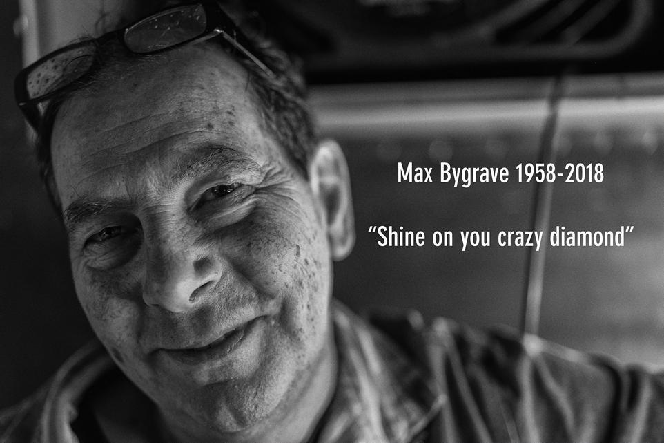 Max Bygrave