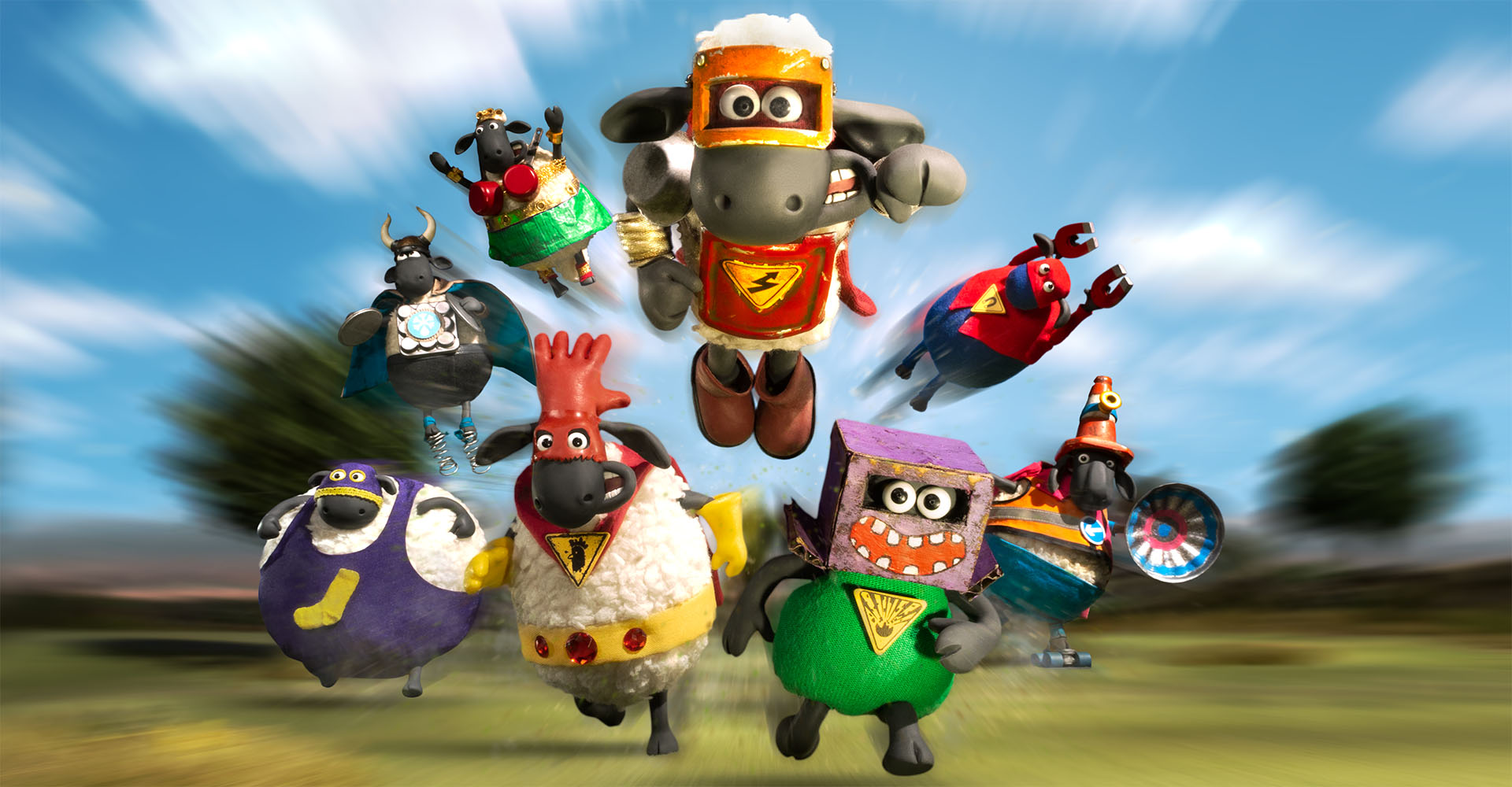 Shaun the Sheep S6