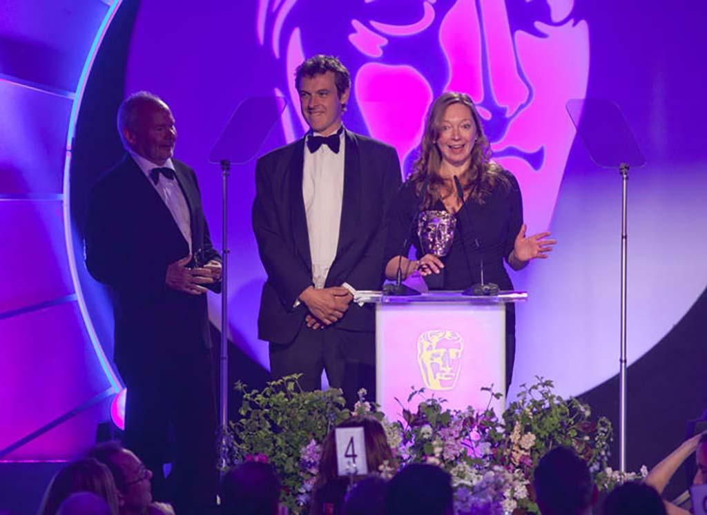 Televisual Bulldog Award